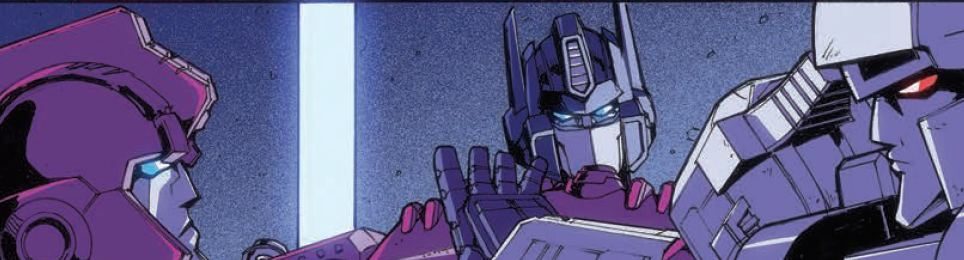 Transformers News: IDW Transformers #4 Review