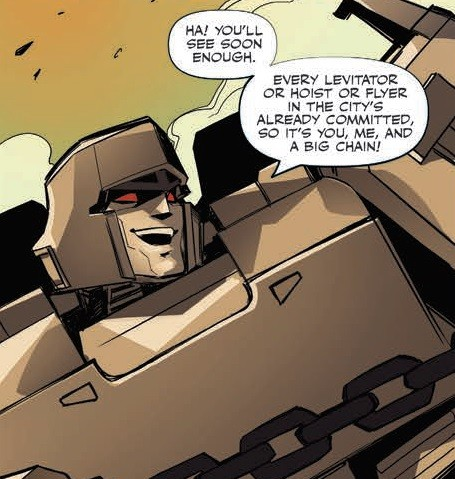 Transformers News: IDW Transformers #6 Review