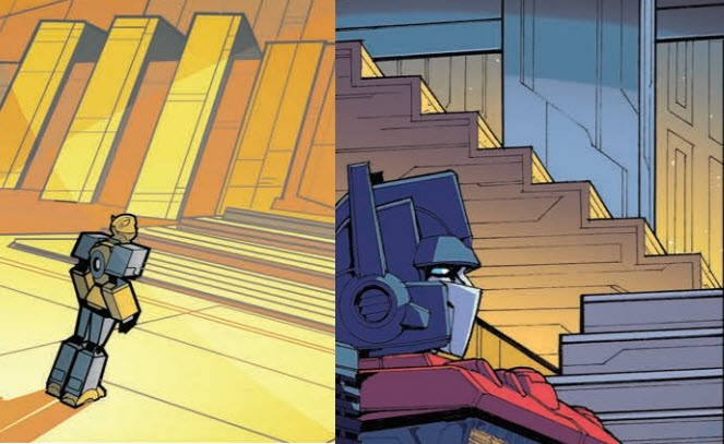 Transformers News: IDW Transformers #7 Review