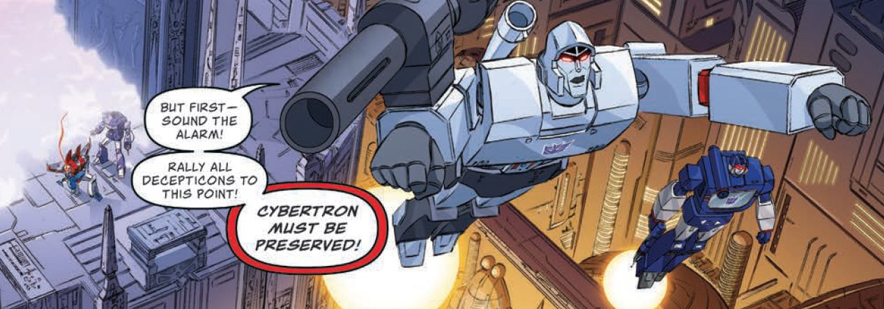 Transformers News: Re: IDW Transformers x Ghostbusters Comic Discussion