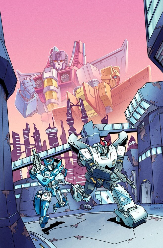 Transformers News: IDW Transformers #13 Cover Preview