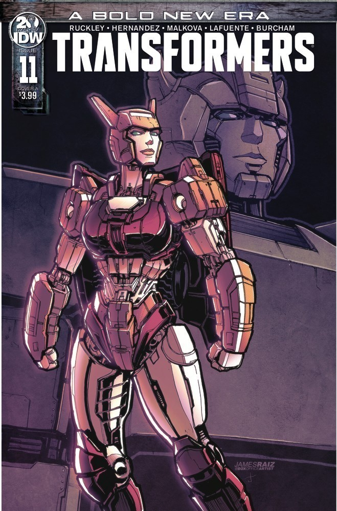 Transformers News: IDW Transformers Issue 11 Full Preview