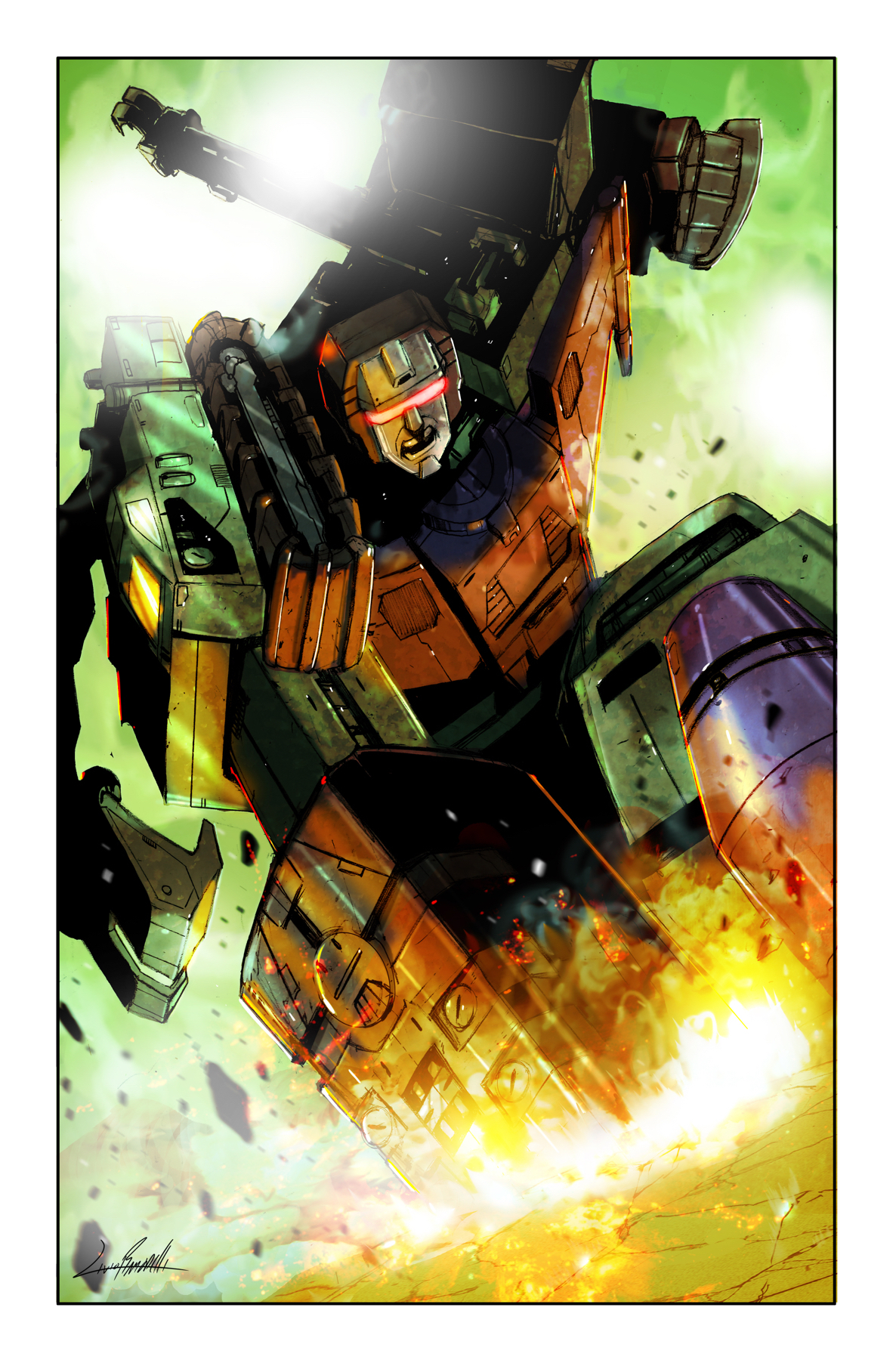 Transformers News: IDW December 2019 Solicitations