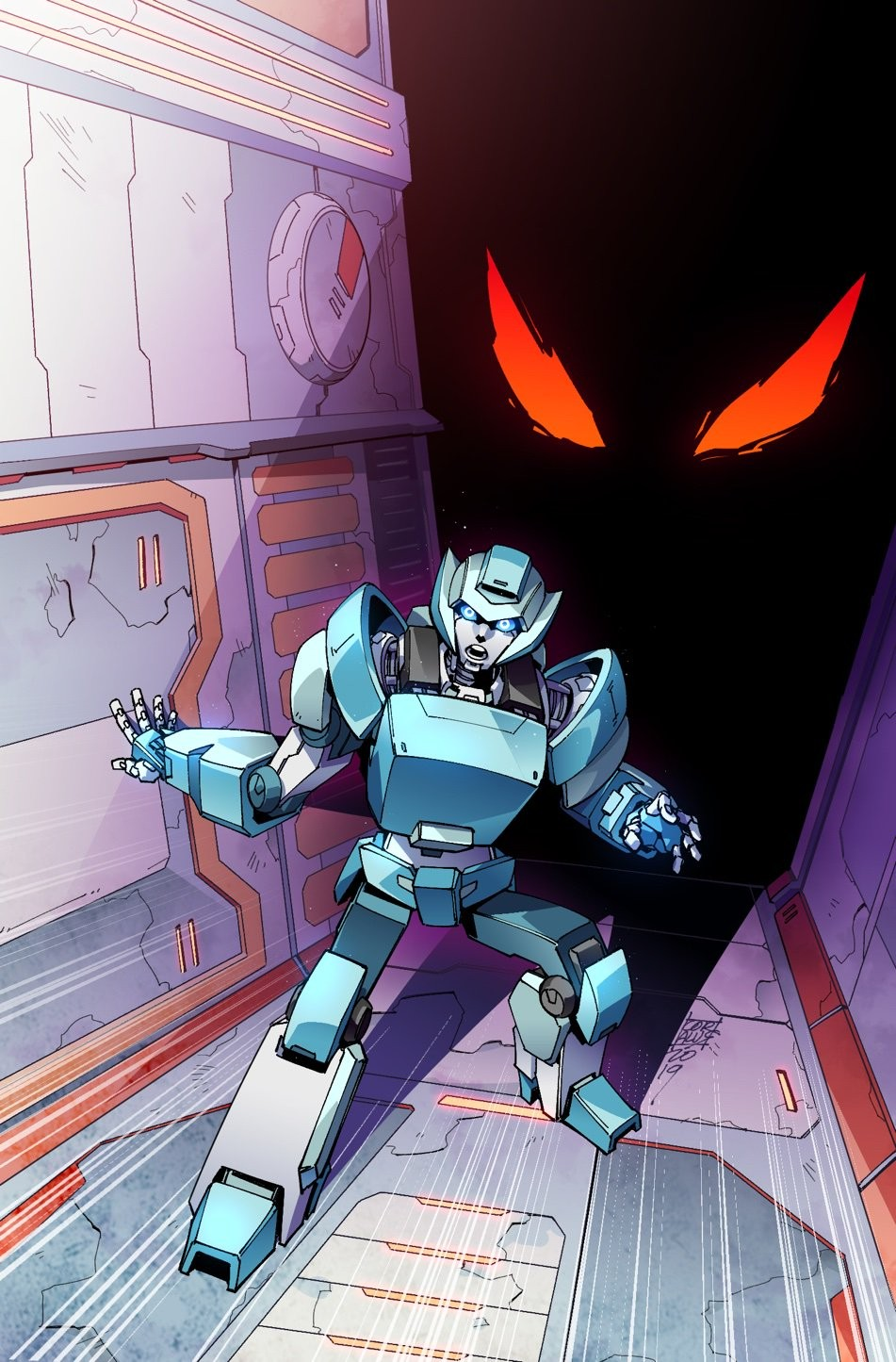 Transformers News: Upcoming Creators and Covers for IDW's Transformers Galaxies #NYCC2019