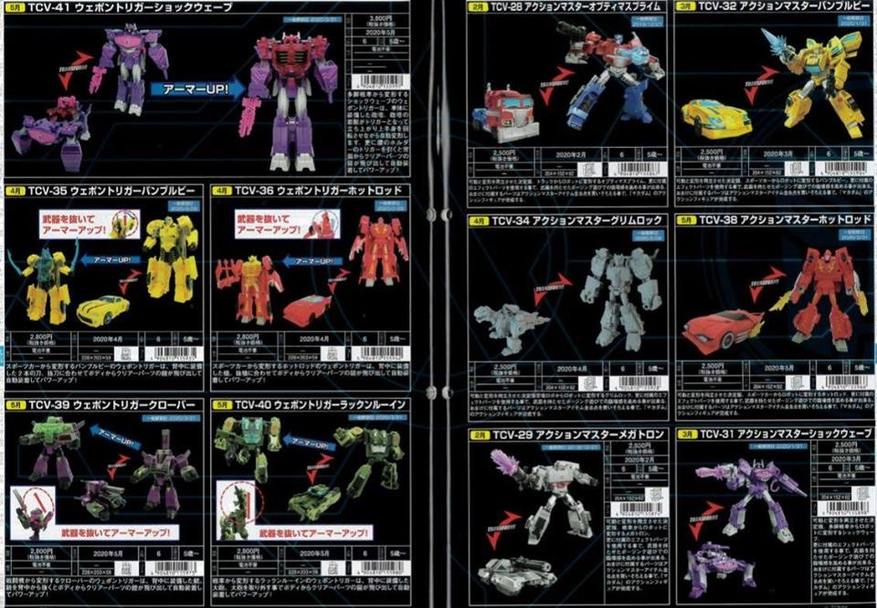 Transformers News: Transformers Cyberverse Rack'N'Ruin Revealed