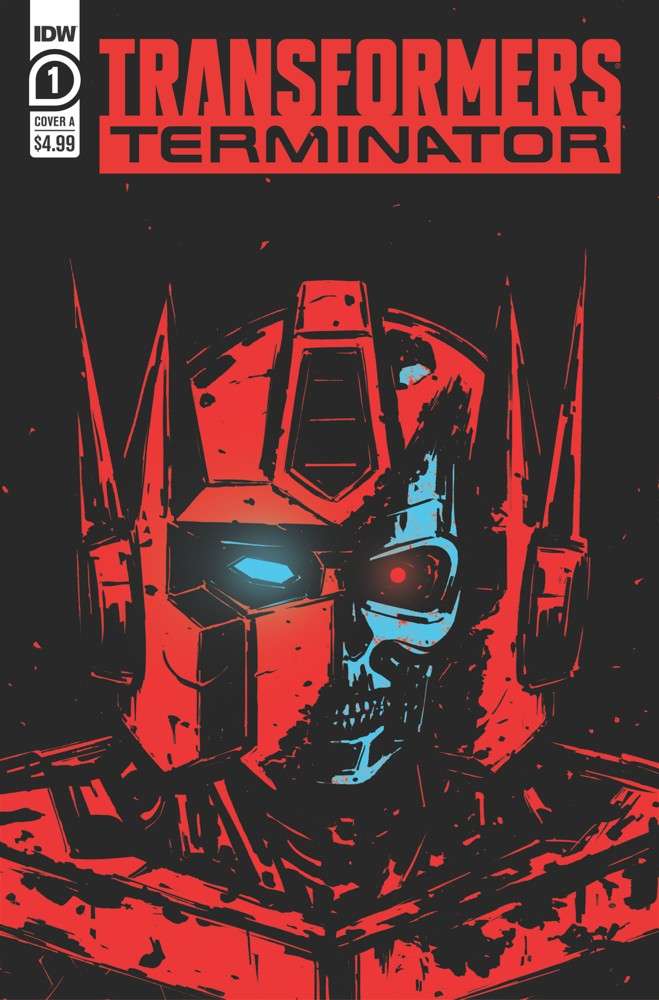 Transformers News: IDW Transformers Comics March 2020 Solicitations
