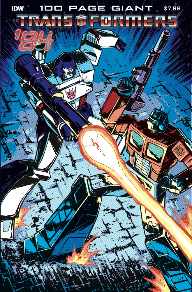 Transformers News: IDW Transformers Comics Solicitations for February 2021