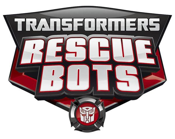 Transformers Rescue Bots: Série animé + Jouets (2011-2016) Rescue-bots-logo_w600