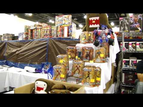 Transformers BotCon 2011 Dealer Room Tour (Part 5)