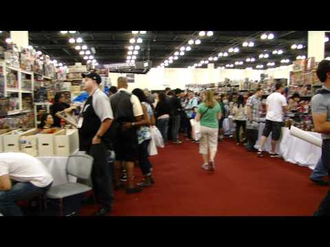 Transformers BotCon 2011 Dealer Room Tour (Part 2)