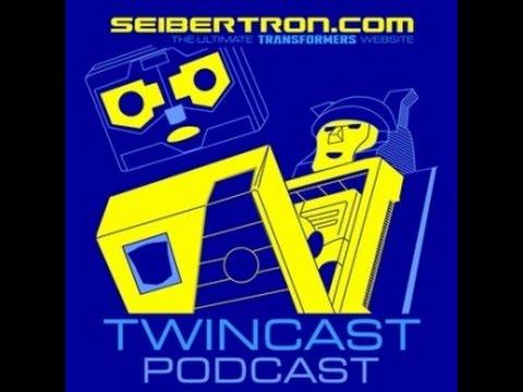 Twincast Pop Up Podcast - SDCC 2016 Transformers News and Reveals