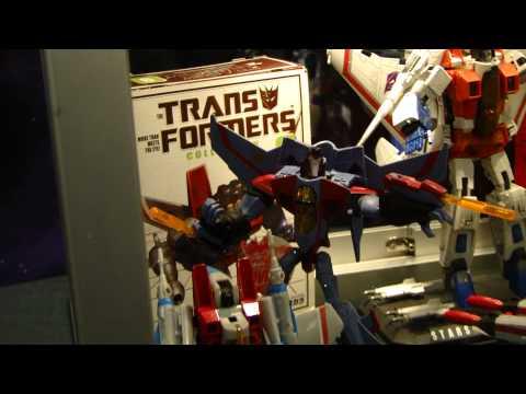 Transformers BotCon 2011 Dealer Room Tour (Part 3)