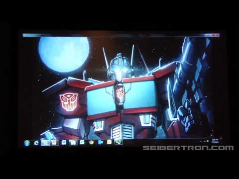 Transformers Combiner Wars Promo Video at SDCC 2015