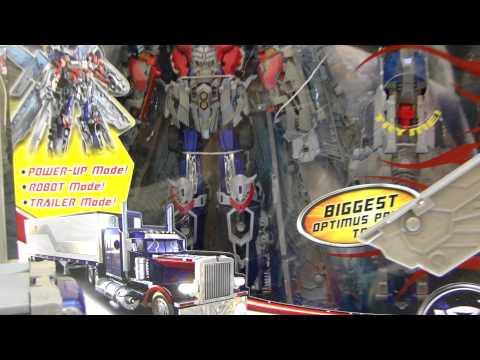 BotCon 2011 Transformers MechTech #2 - Leader Class, Ultimate Optimus Prime