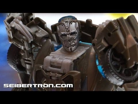 BotCon 2014 Display: Transformers Age of Extinction Generations Products