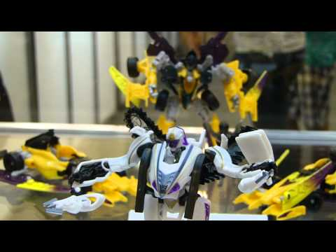 BotCon 2011 Transformers Human Alliance Dark of the Moon DOTM