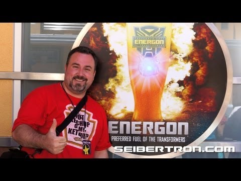 Transformers The Ride 3D Energon Drink reviewed by Seibertron.com - Universal Studios Hollywood