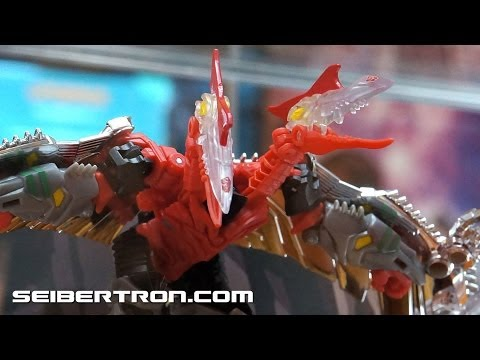 BotCon 2014 Display: SDCC Transformers Exclusives G1 Dinobots Pack and Rock Band Tour Pack