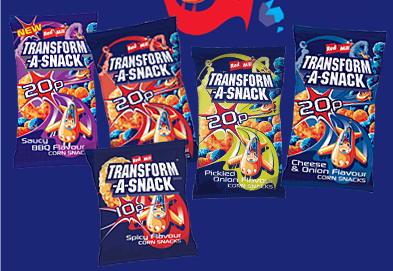 Red Mill's Transform-A-Snack
