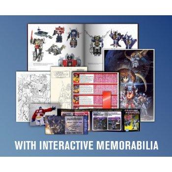 Livres Transformers — Vous Êtes le Héros, The Ark Vol 1-2 (Dessins), Vault (Archives d'Hasbro), Legacy (Arts d'Emballages), Guide (Jouets), etc 1302882207_51oT56PFOJL._SS350_