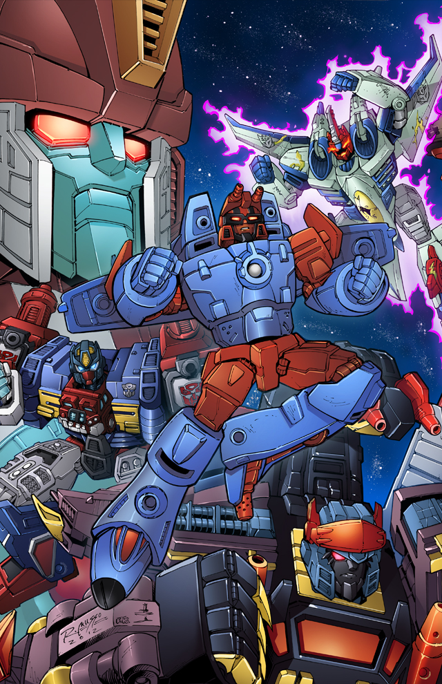 TFCC Trade Paperback Series announced, Issue 1 Up for Preorder