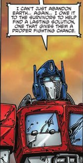 Retrospective Reviews -  Transformers: Regeneration One #87