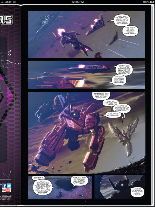 Sneak Peek - Transformers: Robots in Disguise #17