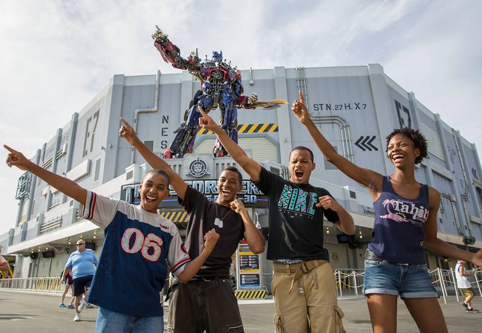 "Universal Orlando ""Optimus Priming"" Initiative"