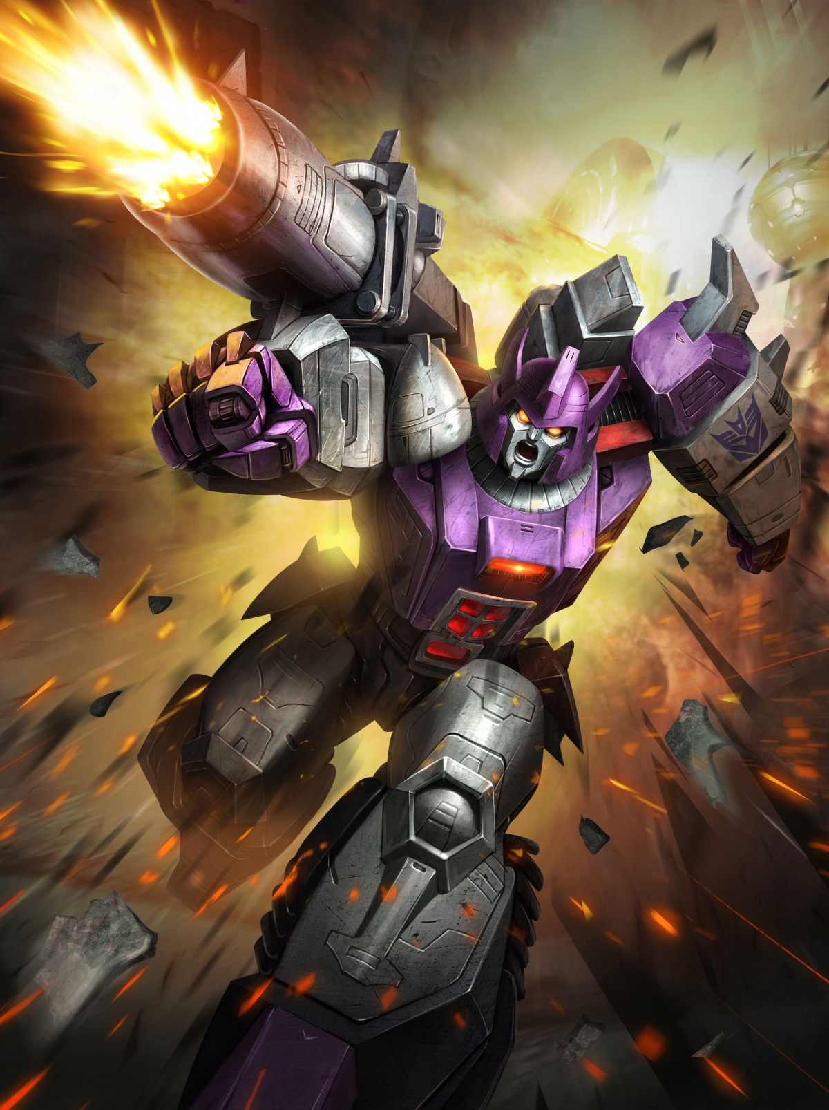 transformers legends art