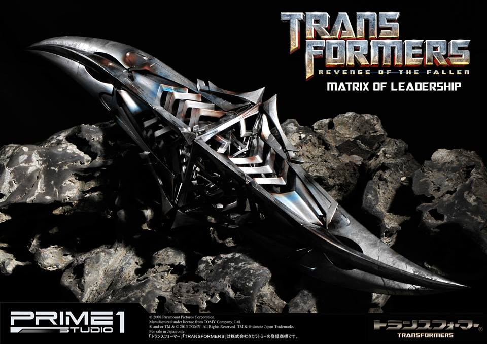Transformers: Revenge of the Fallen Matrix from Prime 1 Studios