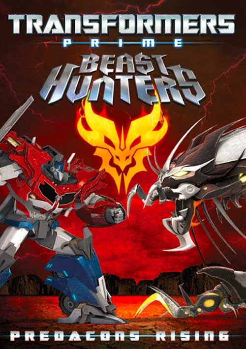 Re: Offical Transformers Prime Beast Hunters Predacons Rising blu-ray/DVD press release