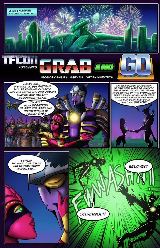 Re: TFcon 2013 dates announced: July 26 – 28th, 2013