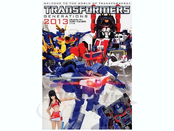Re: Transformers Generations 2013 Book Details