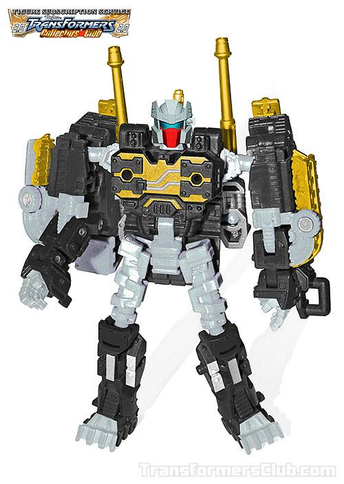 Re: TFSS 2.0 Scout class figure revealed