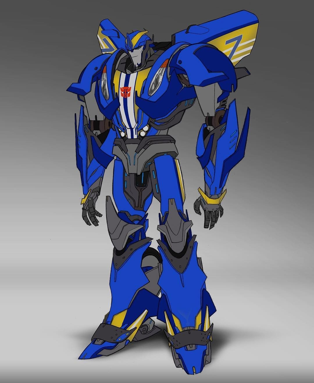 Transformers News: Transformers: Prime Concept Art by Jose Lopez