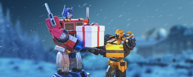 Transformers News: A Seasonal Message from Seibertron.com