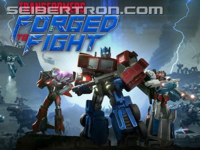 Transformers News: Kabam! Transformers Forged to Fight Game Updates