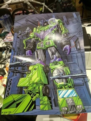 Transformers News: Licensed Chinese Reprint of Transformers Visualworks 2007 Artbook