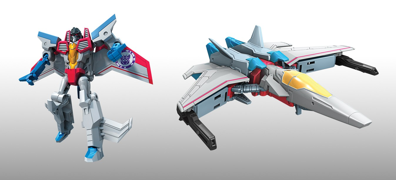 Transformers News: Designing Transformers: Robots in Disguise Starscream and Blurr, with Sean Carmine Isabella