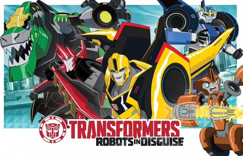 Transformers News: Transformers: Robots In Disguise Season 2 now available on Netflix!