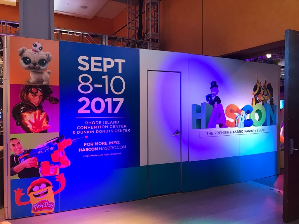 Transformers News: Speculation: Hasbro Confirms HASCON 2017 Presence, Does Not Mention SDCC