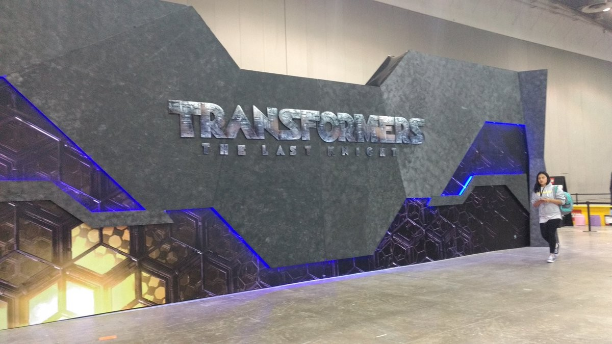 Transformers News: Transformers: The Last Knight to be Promoted During Fanaticon 2017