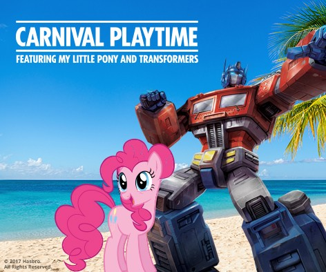 Transformers News: Transformers Coming to Carnival Cruise Ship
