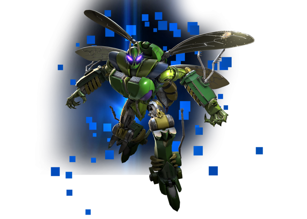Transformers News: Kabam Transformers: Forged to Fight Adds Waspinator
