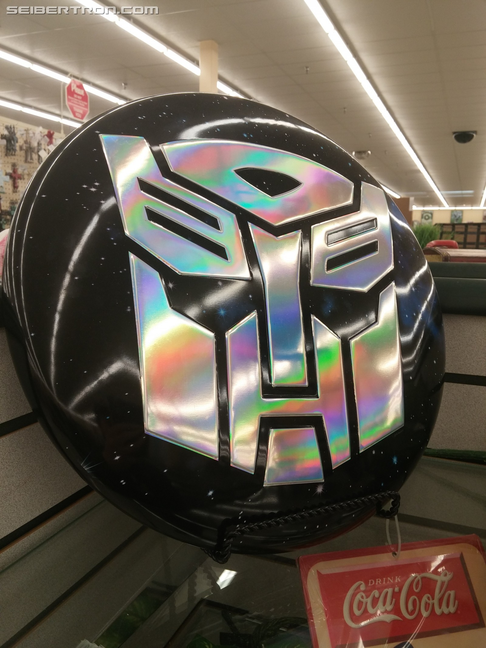 More Transformers Themed Decor Found At Hobby Lobby
