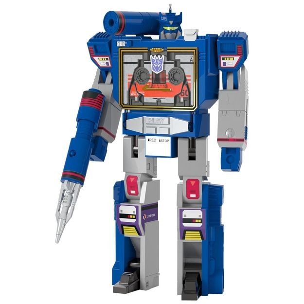 Transformers News: Hallmark 2017 Transformers G1 Soundwave Ornament