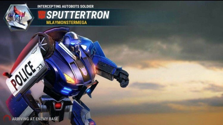 Transformers News: Upcoming Earth Wars update - Drift, Barricade, Laser Prime and new theme