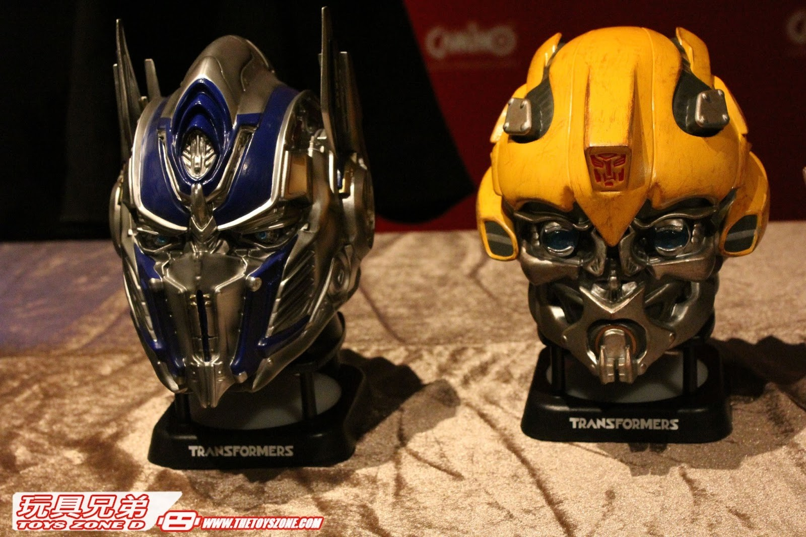 Transformers News: Camino International Transformers: The Last Knight Bluetooth Speakers
