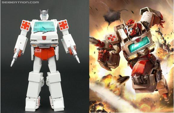 Transformers News: Seibertron.com Visits Kabam Studios: Forged to Fight Design, Process, Trivia and More