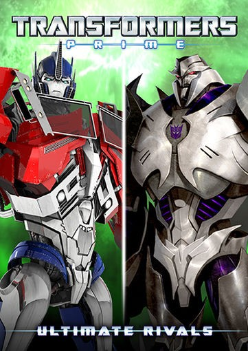 Transformers News: Transformers: Prime Ultimate Rivals DVD
